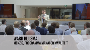 Ward Bijlsma Menzis over Value-Based Healthcare